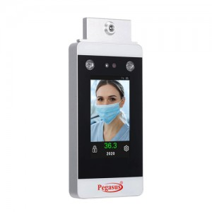 Touch-less Body Temperature Sc..