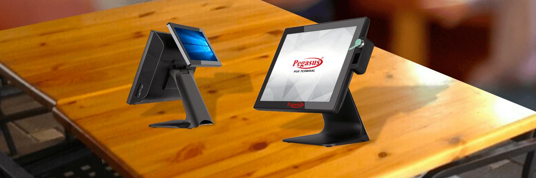 Pegasus BestPOS-B8110 Flat Touch Screen Terminal