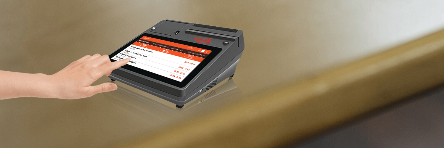 Pegasus MN7320 Android POS Cash Register