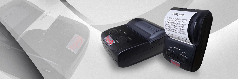 Pegasus PM5820 Mini Thermal Portable Printer