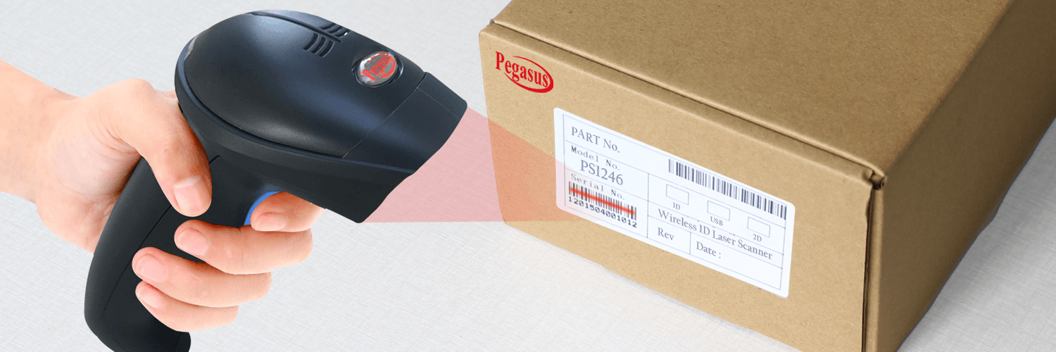 Pegasus PS3217 Barcode Scanner