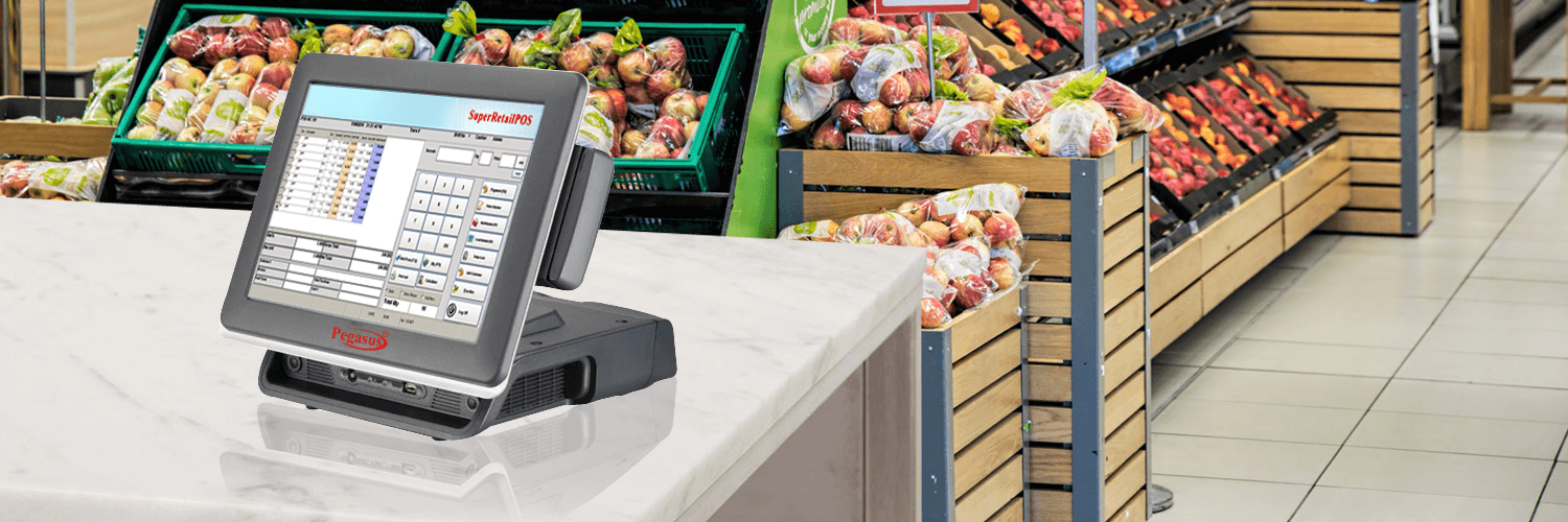 Pegasus PowerPos Series