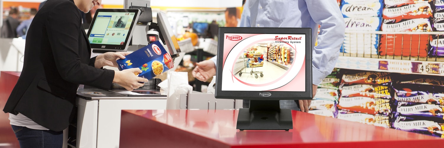 SuperRetail -  Retail ERP for supermarket chain