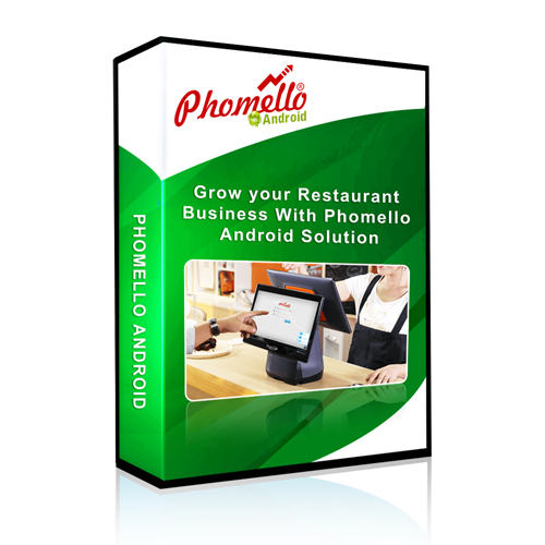 Phomello – Cloud Android Restaurant