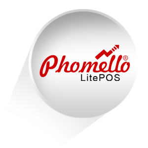 Phomello LitePOS : GST  Billing  POS System Android APP  (PHU-S01 /S02)